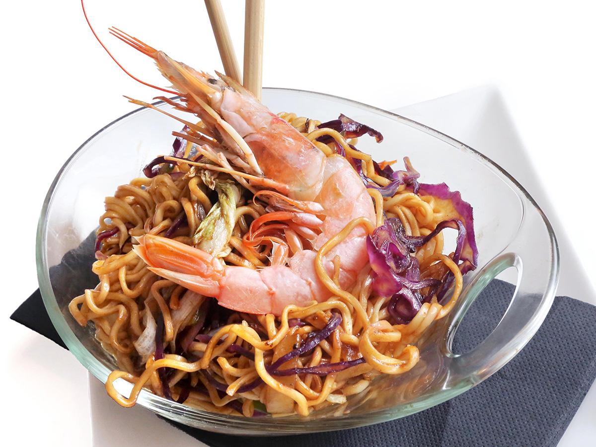 Noodles Japones.